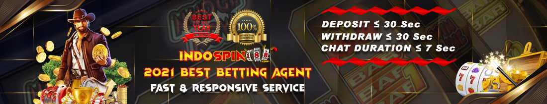 INDOSPIN188 2021 BEST BETTING AGENT
