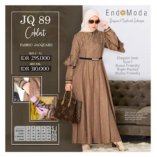 Koleksi Terbaru Dress Endomoda JQ 89