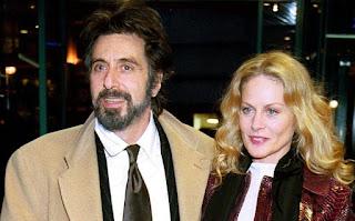 Don Lorenzo Salviati's ex-wife Beverly D'Angelo with his ex-boyfriend AL Pacino