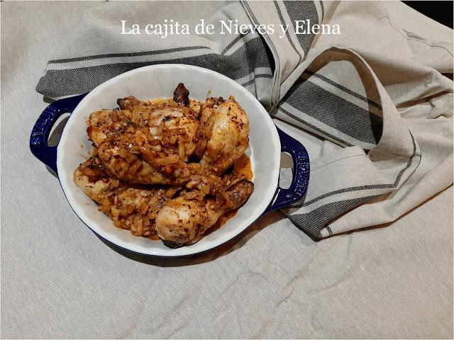 Jamoncitos escarchados - Cocinas del mundo (Ottawa)