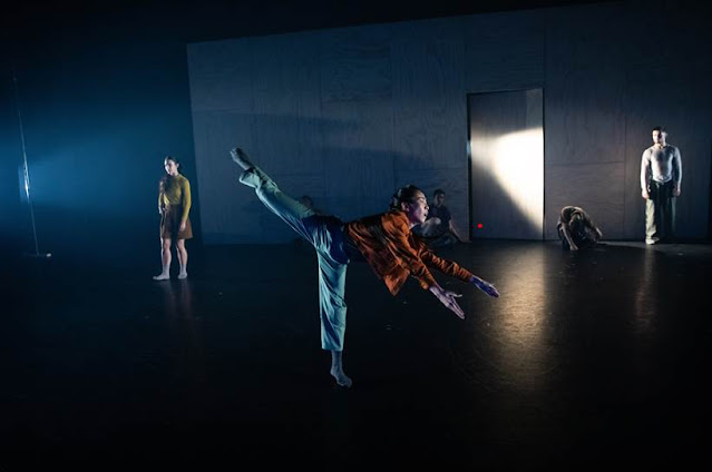 GIBNEY COMPANY ADDS SATURDAY MATINEE PERFORMANCE TO SIX DAY RUN AT THE JOYCE THEATER