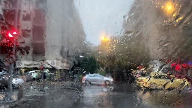 """""""Μπάλλος"""": Που καταγράφηκαν τα μεγαλύτερα ύψη βροχής σε όλη τη χώρα"""