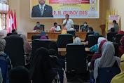 Ir. M. Arfandy Idris Gelar Sosialisasi Perda Nomor 2 Tahun 2021 di Kabupaten Kepulauan Selayar