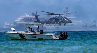 2 Boats 1 Helicopter