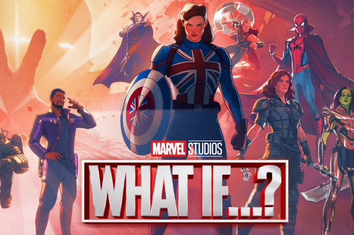 """SR Now: Stream Fiend  - Disney Plus Series """"What If"""" Review"""