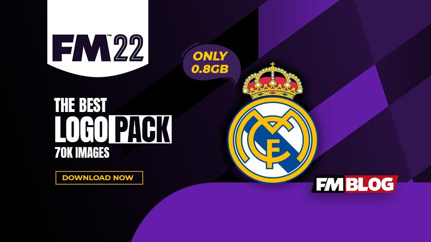 Football Manager 2022 Logos | FM22 Logo Pack