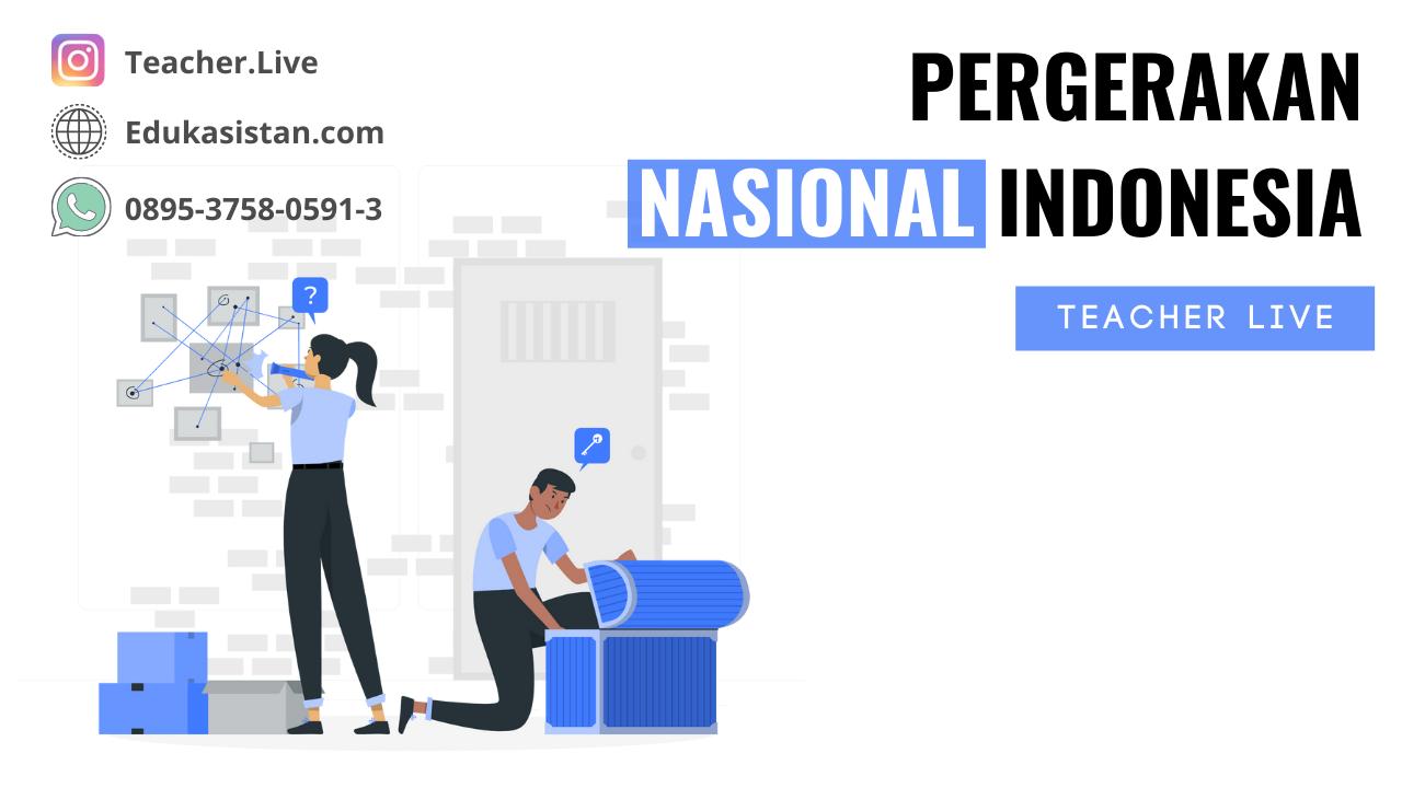 Organisasi Pergerakan Nasional di Indonesia