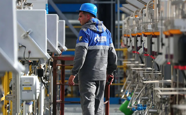 Nord Stream 2 officially pumped the first gas stream: Germany prepares to clear the way