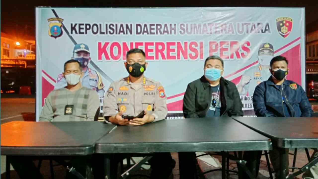 Kapoldasu Respon Penanganan Kasus Pedagang Pasar Gambir di Polsek Percut Seituan