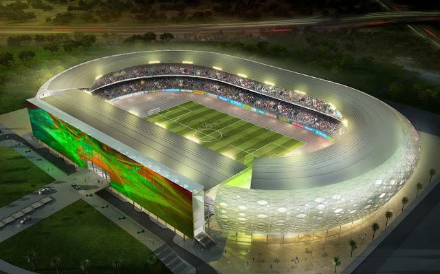 Top 10 FIFA Standard Stadiums in Nigeria