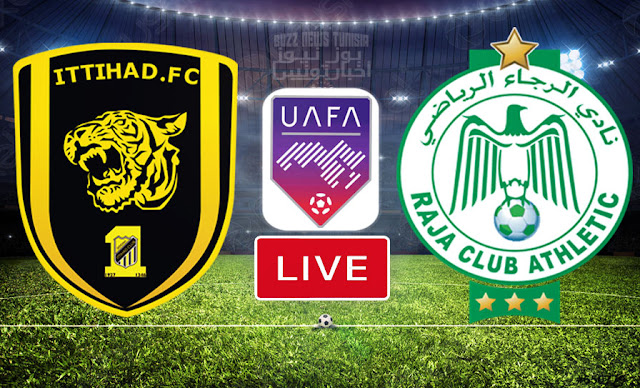 Al Ittihad vs Raja Casablanca En Direct en finale de la Coupe arabe des clubs champions