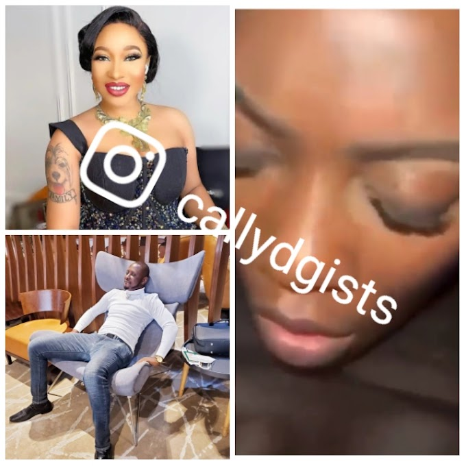 I Bought Him A Brand New Hilux, Diamonds, He Blackmailed Me, Wanted To Kill Me; He Should Rout In Jail - Tonto Dikeh
