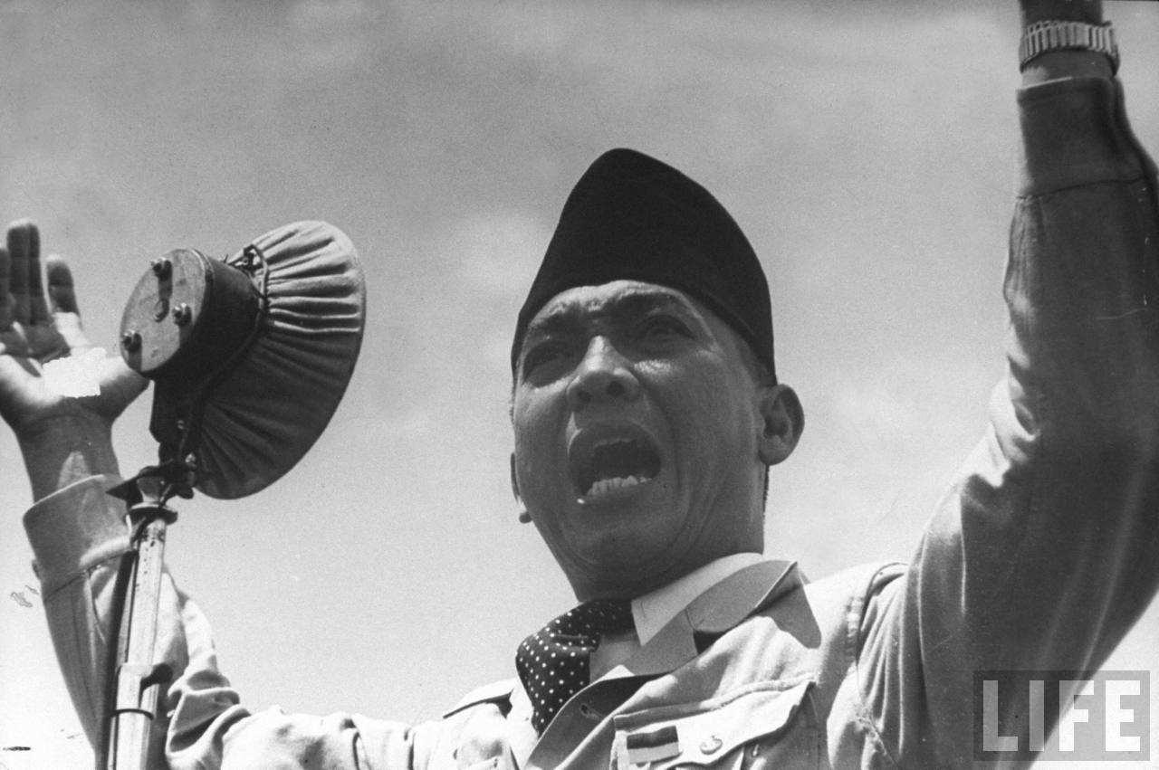 ANRI Berencana Ajukan Pidato Soekarno ke UNESCO