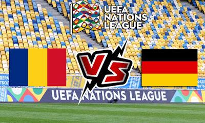 ألمانيا و رومانيا بث مباشر