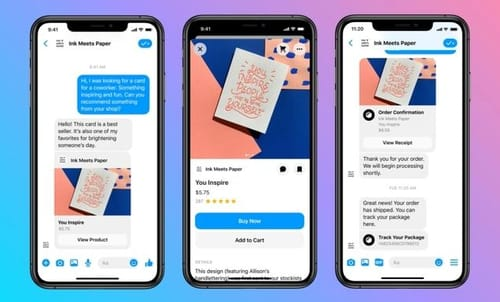 Facebook announces new holiday shopping events