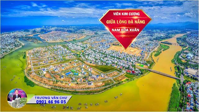 Cập nhật bảng giá đất Nam Hòa Xuân và Đầm Sen NHX Đà Nẵng chính chủ