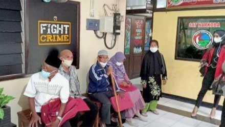 Pensiunan ASN dan TNI di Purbalingga Lapor ke Polisi