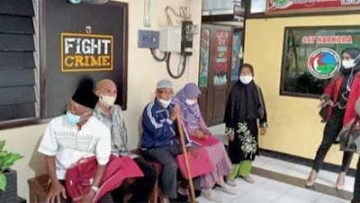 Ditipu Koperasi Rizky Abadi, Pensiunan ASN dan TNI di Purbalingga Lapor ke Polisi