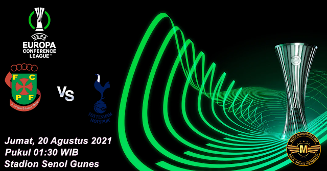 Prediksi Pacos Ferreira Vs Tottenham Hotspur