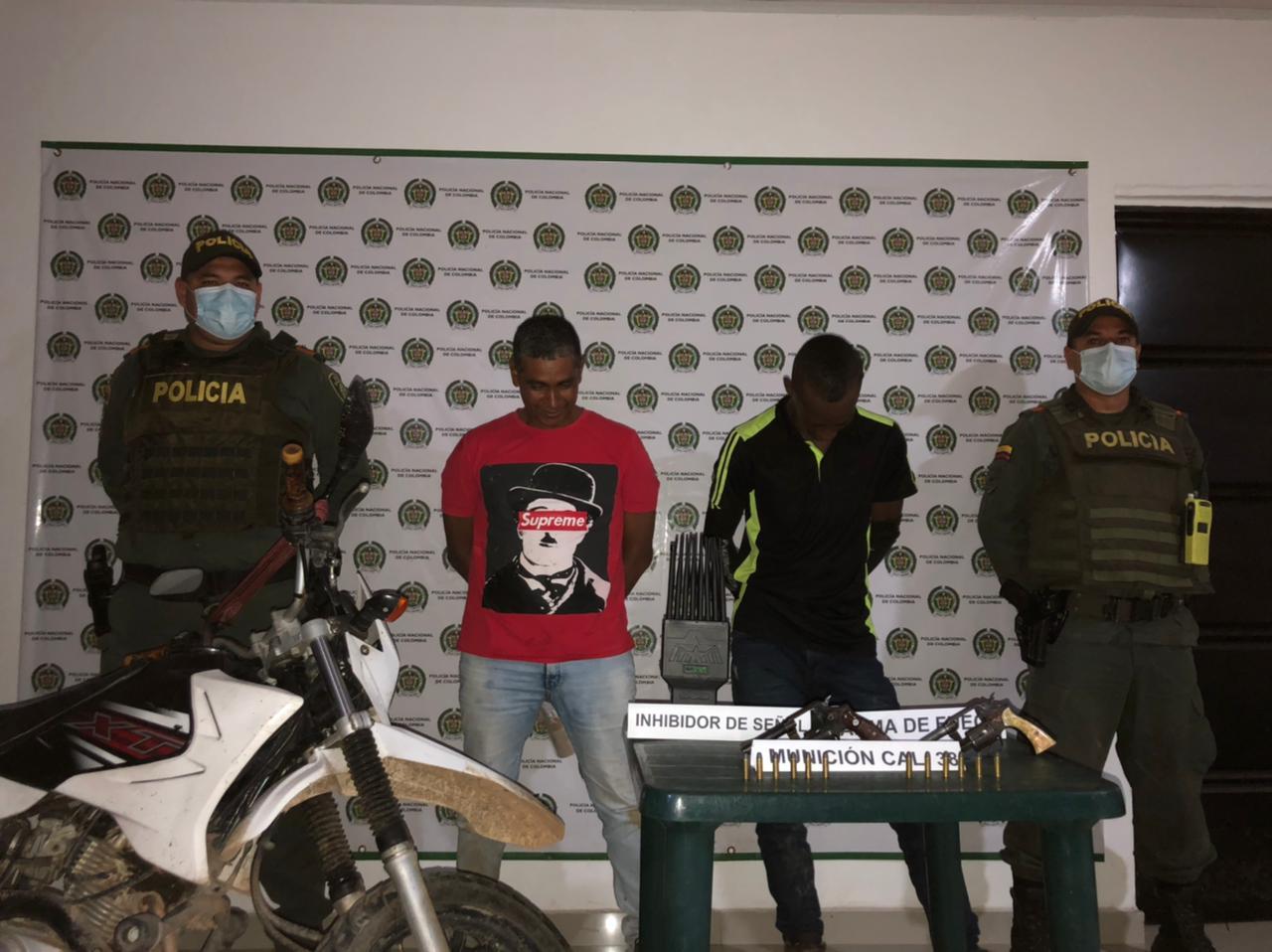 https://www.notasrosas.com/Policía Cesar incauta en Pelaya: armas de fuego, municiones y equipos de tecnología, por valor de 15 millones de pesos