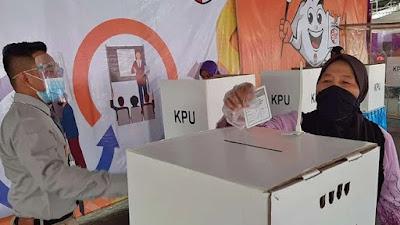 KPU Bone Coret 7.793 Data Pemilih, Ini Sebabnya