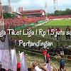 Penonton Liga 1 Diperbolehkan ke Stadion. PSSI Patok Harga Tiket Rp250 Ribu sampai Rp1,5 Jt