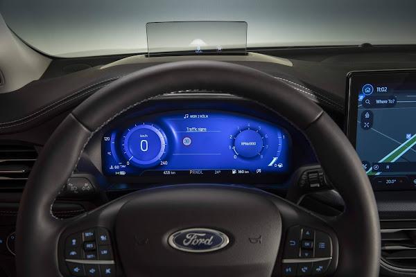 Novo Ford Focus 2022