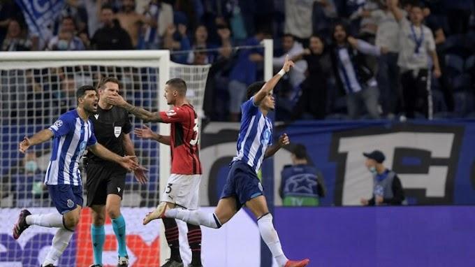 FC Porto 1 - 0 AC Milan: Persistent Porto compound Milan misery