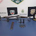 Rocam detém indivíduo com arma de fogo em Tabatinga