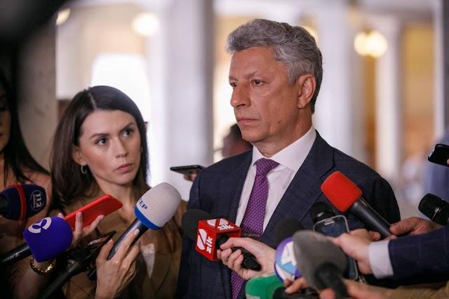 Юрій Бойко: ОП-ЗЖ запропонувала законопроект, який врятує Україну від газової кризи
