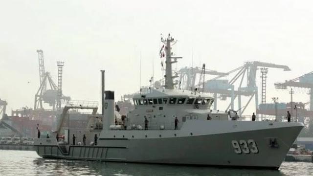 Indonesia Jajaki Pembelian Kapal Hidrografi Baru Buatan Jerman