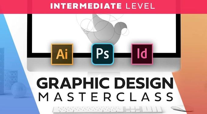 Udemy - Graphic Design Masterclass Intermediate - The NEXT Level