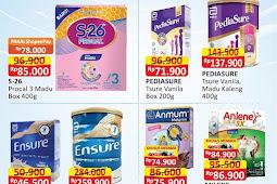 Promo Alfamart 20-31 Agustus Berlaku untuk Produk Susu dan Private Label