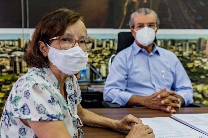 Dilador se afastará por 16 dias e Edna Flor assumirá Prefeitura