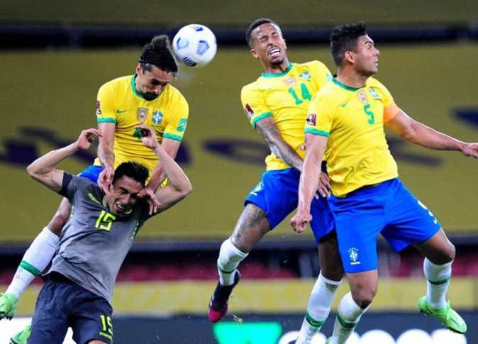 تعرف علي موعد البرازيل أمام أوروجواي والقنوات الناقلة لها