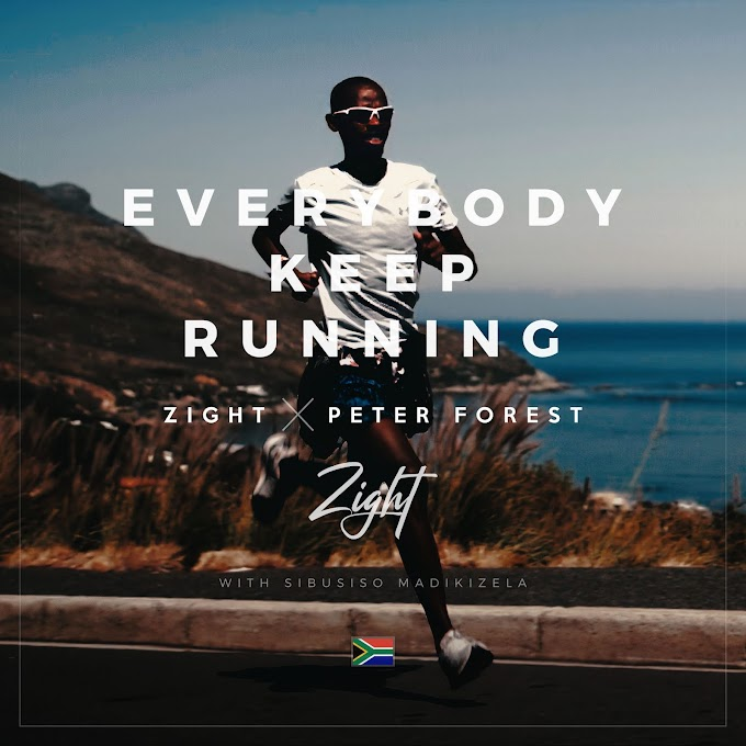 """Zight & Peter Forest releases """"Everybody Keep Running""""  Discover It Now!"""