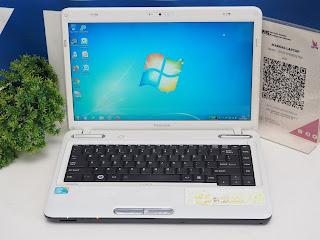 Jual Laptop Bekas Toshiba L645 Bekas