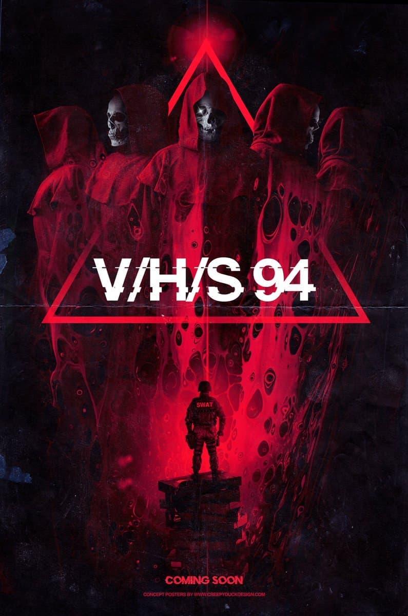 Рецензия на фильм «З/Л/О 94» - возвращение и перезапуск культового цикла - Постер