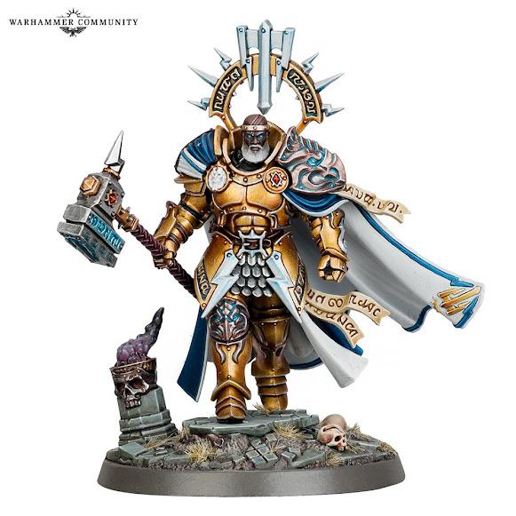 Lord-Commander Bastian Carthalos