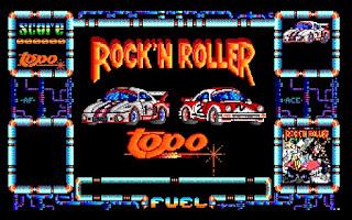 Videojuego Rock'n Roller (Topo Soft, 1988)
