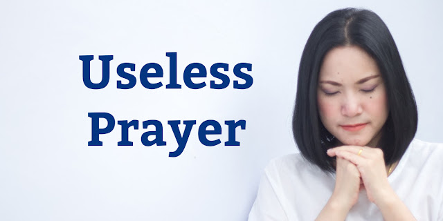 """He told me he was """"praying for revelation"""" but he was missing the enormous revelation at his fingertips. This 1-minute devotion explains."""