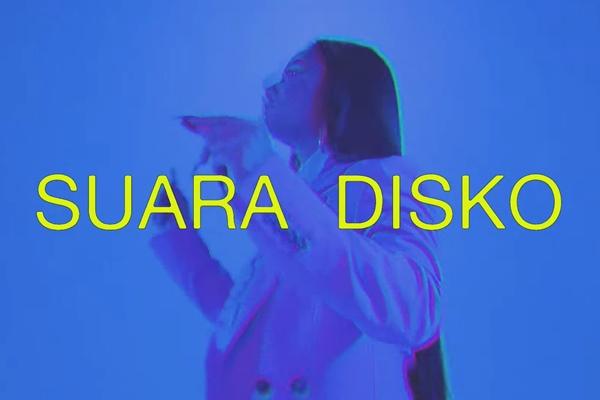 Lirik Lagu Suara Disko