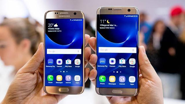 Cara Mudah Melakukan Flashing Pada Handphone Samsung Galaxy S7 dan S7 edge