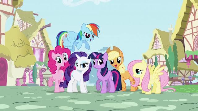 My Little Pony Friendship is Magic Author Calpain