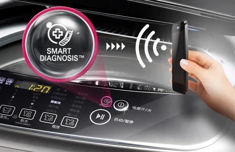 LG Smart Diagnosis Feature