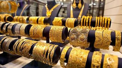 سعر الذهب في مصر اليوم الخميس 19 أغسطس 2021   وعيار 21 يسجل 785 جنيها للجرام