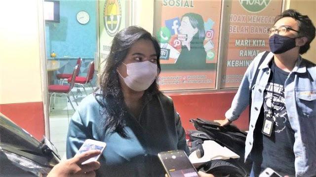 Polisi Genit Minta Nomor HP Pemotor Wanita di Tangerang Diperiksa Propam