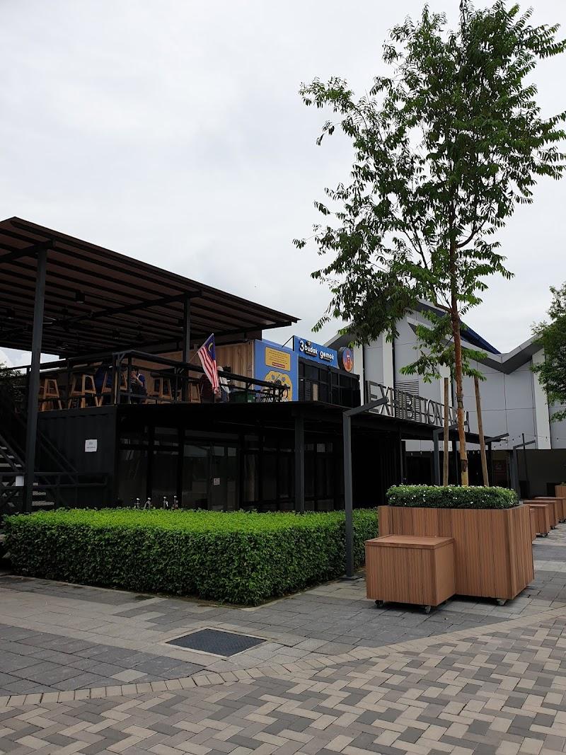 Lepak dan Makan-Makan di B5 Johor Street Market, Johor Bharu