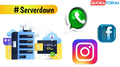 WhatsApp #Serverdown with social sites including Facebook-Instagram, Parent company Replied