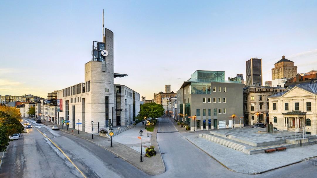 Музей археологии и истории в Монреале